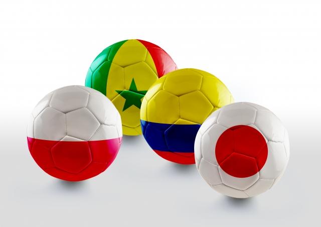 サッカー日本代表2-1でコロンビアに勝利!活躍したメンバーは?次節の勝利予想は?