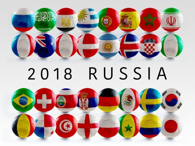 サッカーワールドカップ2018が開幕!組み合わせに注目!一人でもワールドカップを楽しめる3つの方法