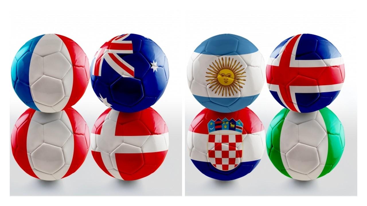 サッカーワールドカップ3日目の勝利予想と注目メンバー「フランスVSオーストラリア」「アルゼンチンVSアイスランド」